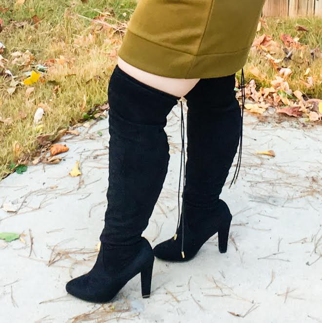 hot sale footwear price reduced Thigh-High Boots For Thick Thighs – Candace Martin Beauty Blog